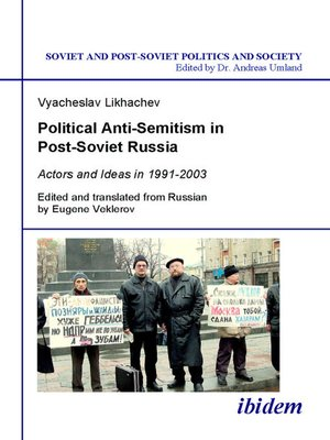cover image of Political Anti-Semitism in Post-Soviet Russia