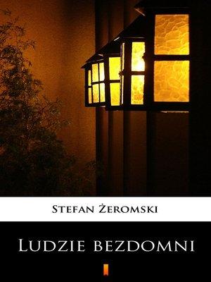 cover image of Ludzie bezdomni