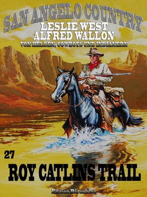 cover image of Roy Catlins Trail
