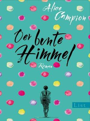cover image of Der bunte Himmel