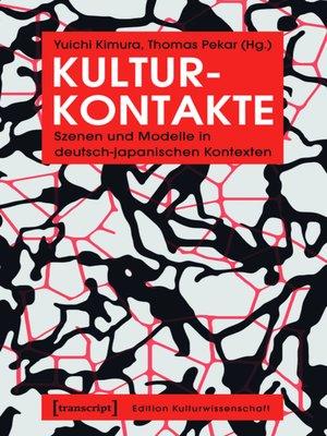 cover image of Kulturkontakte