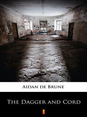 cover image of The Dagger and Cord