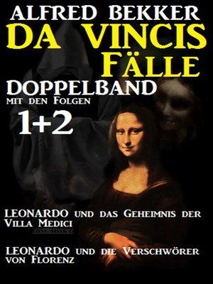 cover image of Da Vincis Fälle Doppelband 1 und 2