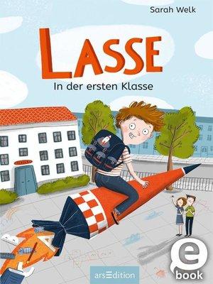 cover image of Lasse in der ersten Klasse