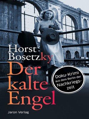 cover image of Der kalte Engel