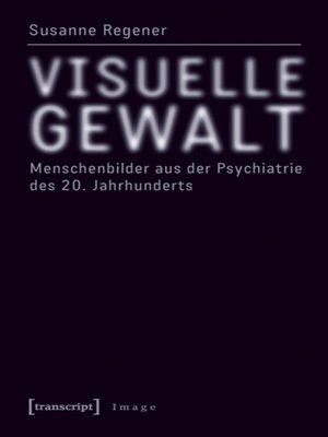 cover image of Visuelle Gewalt