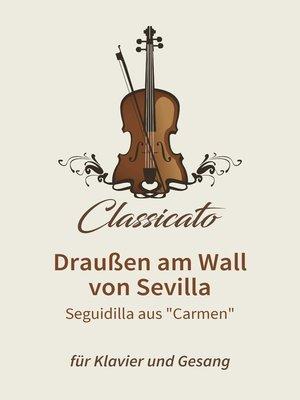 cover image of Draußen am Wall von Sevilla