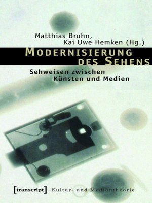 cover image of Modernisierung des Sehens