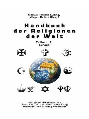 cover image of Handbuch der Religionen der Welt / Teilband 2