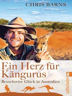 cover image of Ein Herz für Kängurus
