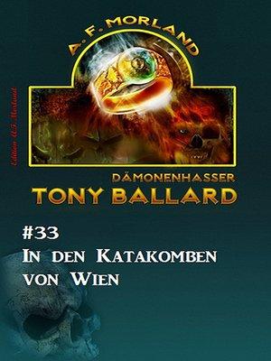 cover image of Tony Ballard #33
