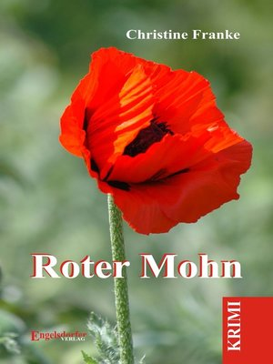 cover image of Roter Mohn. Krimi
