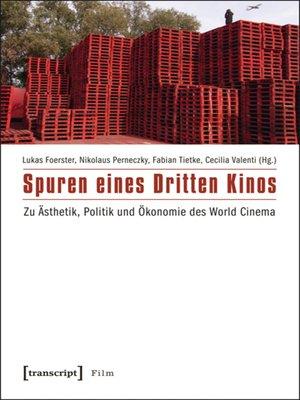 cover image of Spuren eines Dritten Kinos
