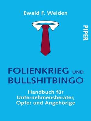 cover image of Folienkrieg und Bullshitbingo