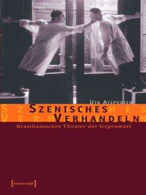 cover image of Szenisches Verhandeln