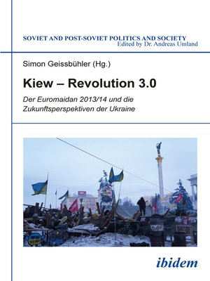cover image of Kiew – Revolution 3.0