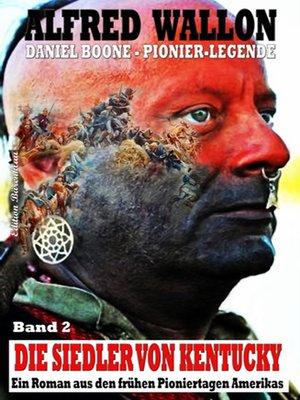 cover image of Die Siedler von Kentucky
