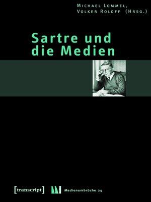 cover image of Sartre und die Medien