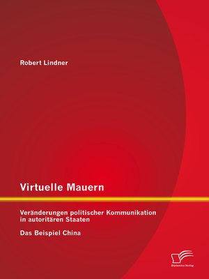 cover image of Virtuelle Mauern