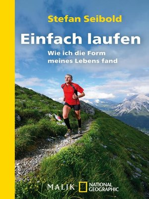 cover image of Einfach laufen