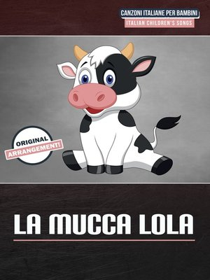 cover image of La Mucca Lola