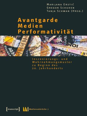 cover image of Avantgarde