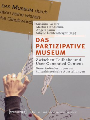 cover image of Das partizipative Museum