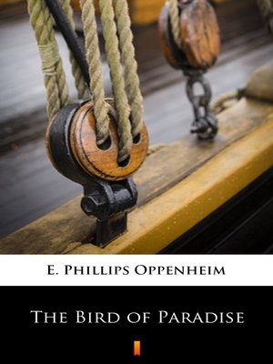 cover image of The Bird of Paradise