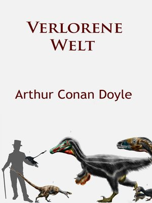 cover image of Verlorene Welt