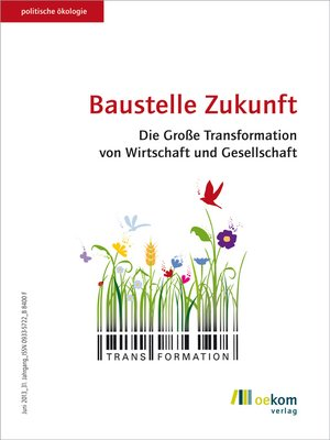cover image of Baustelle Zukunft