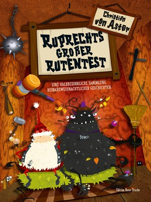 cover image of Ruprechts großer Rutentest