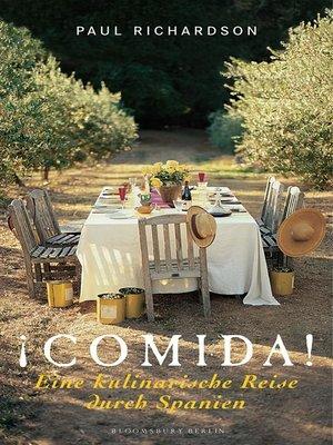 cover image of !Comida! Eine kulinarische Reise durch Spanien