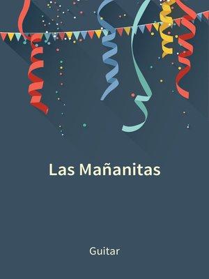 cover image of Las Mañanitas