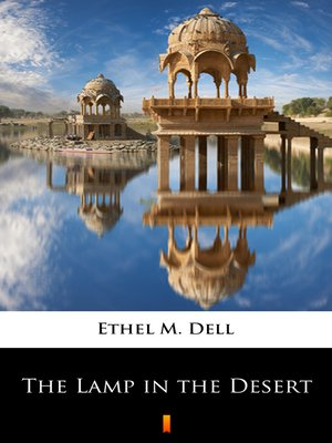 cover image of The Lamp in the Desert