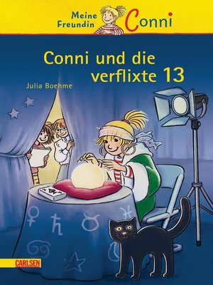 cover image of Conni-Erzählbände 13
