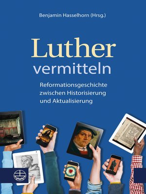cover image of Luther vermitteln