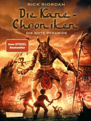 cover image of Die Kane-Chroniken 1