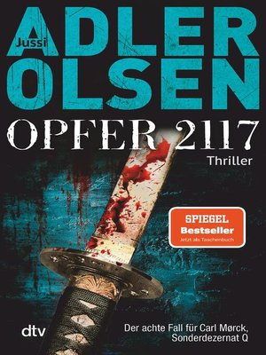 cover image of Opfer 2117