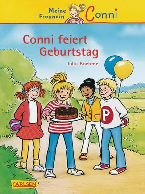cover image of Conni-Erzählbände 4