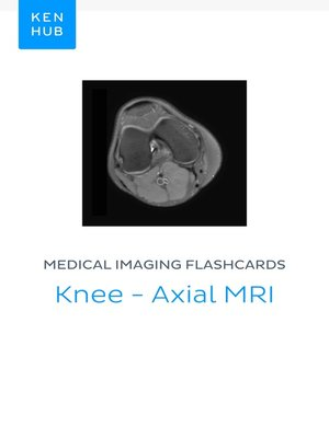 cover image of Medical Imaging flashcards
