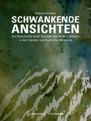cover image of Schwankende Ansichten