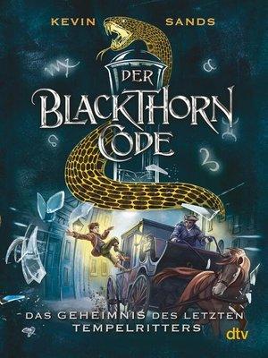 cover image of Der Blackthorn-Code