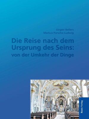 cover image of Die Reise nach dem Ursprung des Seins