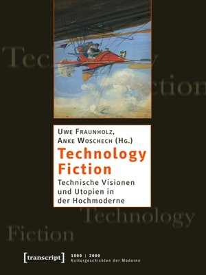 cover image of Technology Fiction