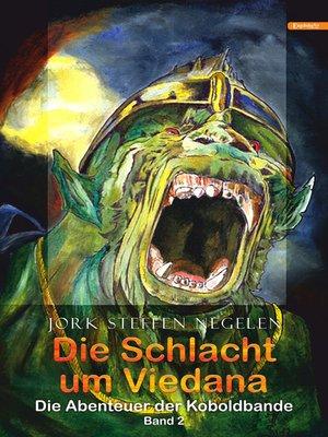 cover image of Die Schlacht um Viedana