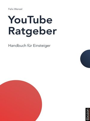 cover image of YouTube Ratgeber