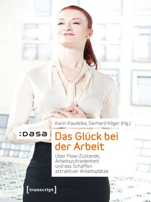 cover image of Das Glück bei der Arbeit