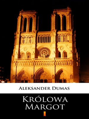 cover image of Królowa Margot