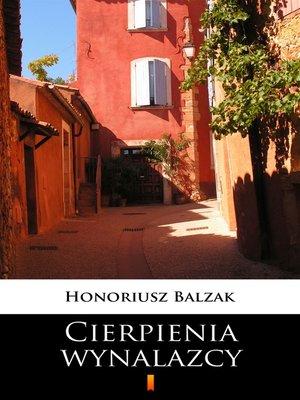 cover image of Cierpienia wynalazcy
