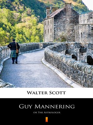 cover image of Guy Mannering